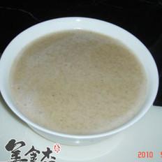 蜜豆香米粥
