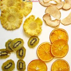 干燥水果的做法