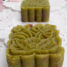 麻油绿豆糕的做法
