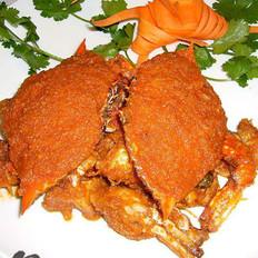 桂花梭子蟹