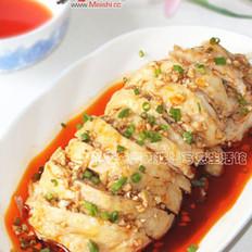 麻辣红油冷水鸡的做法