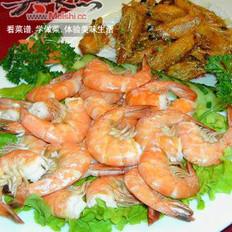 两吃大虾的做法
