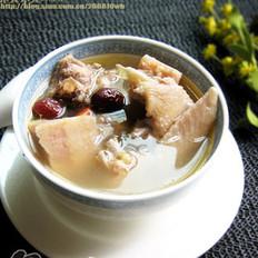 榴梿殼煲土雞湯