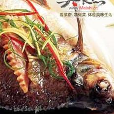 豫式清蒸武昌鱼的做法