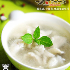 白芷多宝鱼汤的做法