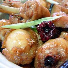 鲍鱼干锅鸡