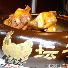 腾冲坛子鸡