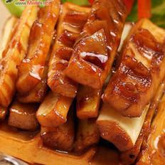味噌焖笋的做法