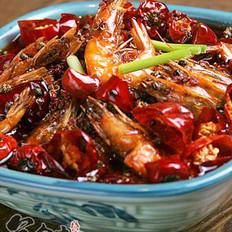 油焖青虾的做法