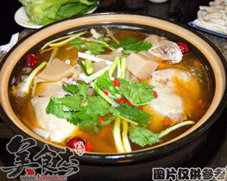 滋补老鸭汤的做法