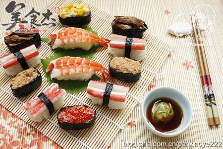 合肥寿司培训班:简易花样寿司的家常做法大全