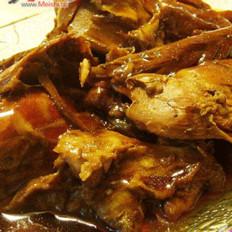 上海卤鸭的做法