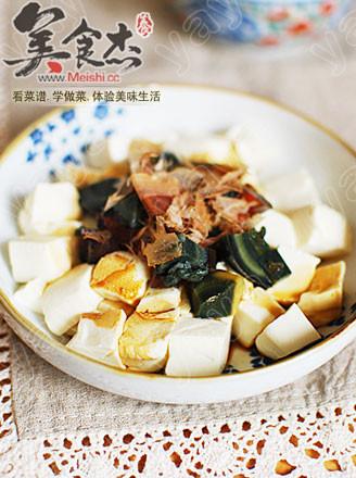 ... 日本豆腐的做法【图】拌日本豆腐的家常做法大全