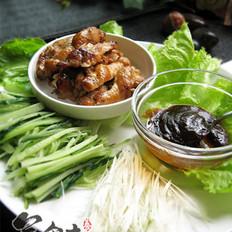 北京风味烤鸡的做法