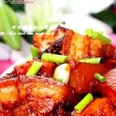 南瓜红烧肉