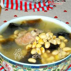 黃豆海帶排骨湯