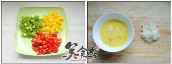 彩椒炒鸡蛋图片图片