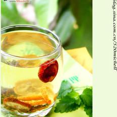 山楂决明子蜂蜜茶的做法