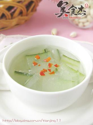 冬瓜汤的做法