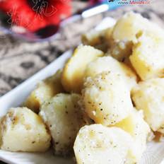 迷迭香奶香土豆的做法