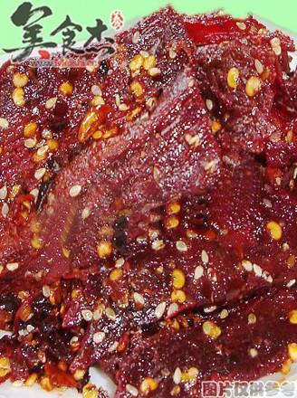 腌牛肉的做法