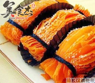 木瓜酥的做法_家常木瓜酥的做法【图】木瓜酥的家常