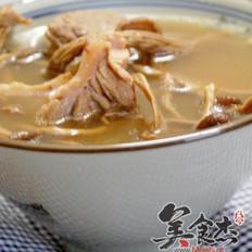 茶樹菇瘦肉湯