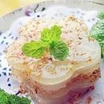 桂花炒米糕的做法