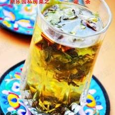 一杯凉茶的做法