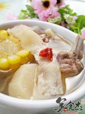 玉竹沙参老鸭汤的做法