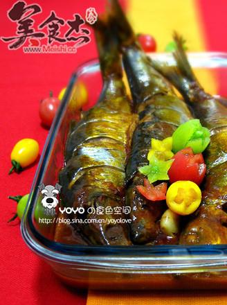 茄汁青鱼的做法
