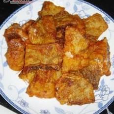 番茄沙司熘鱼块