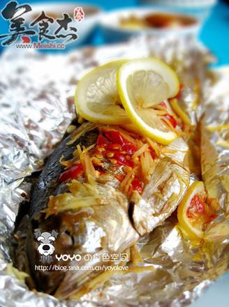 剁椒烤鲮鲫鱼的做法