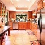 厨房装修做好除湿