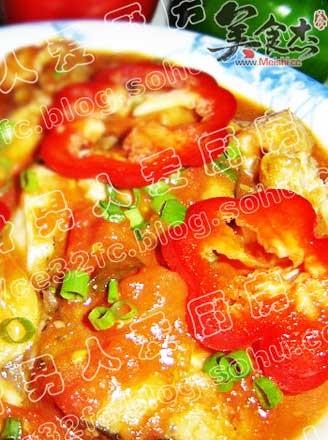 番茄草鱼的做法