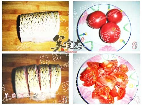 鱼 番茄草鱼的做法,怎么做,如何做 家常菜做法视频图解大全