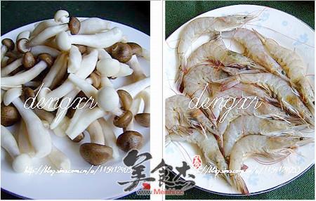 双菇虾仁 双菇虾仁的做法,怎么做,如何做 海鲜做法视频图解大全
