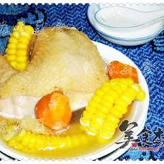 老母鸡玉米汤
