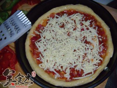 自制必胜客披萨