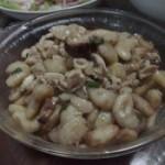 菱角焖猪肉