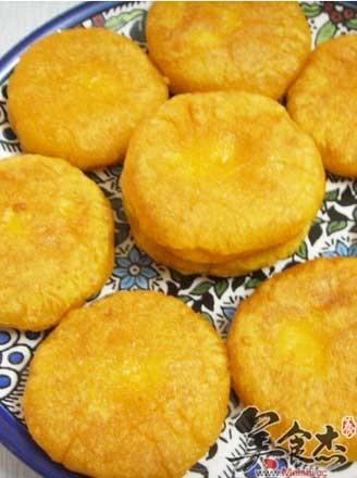 南瓜饼 南瓜饼的做法,怎么做,如何做 糕点主食做法视频图解大全 -