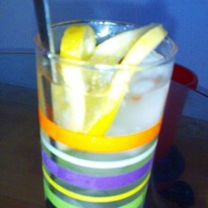 冰爽柠檬汁
