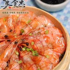 松香小籠蝦的做法