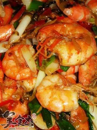 香辣虾的制作方法 - 村长 - 老村长