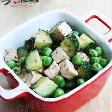 黄瓜拌豆腐的做法