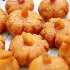 香炸南瓜饼的做法