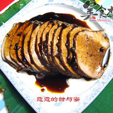 五香酱牛肉