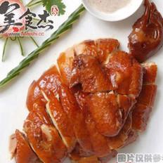 六味斋熏鸡