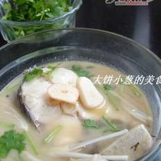 清炖鲢鱼的做法