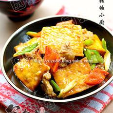 川式家常豆腐